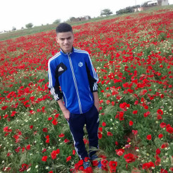 This Is Nassim Fadi, He Is One Of The Best 2001 Left Footed Strikers(soccer) In The Province...