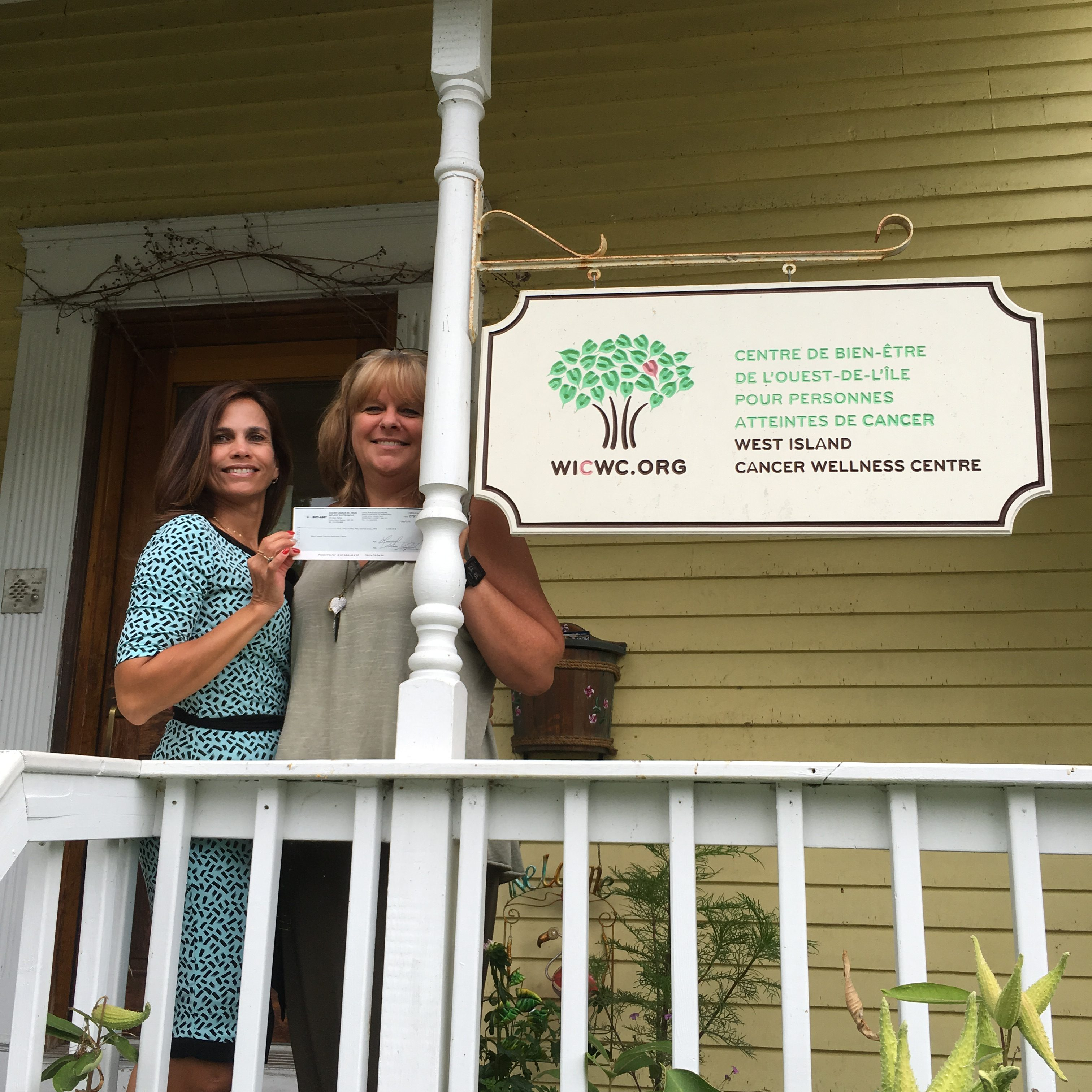 SMT-ASSY Supports The West-Island Cancer Wellness Centre